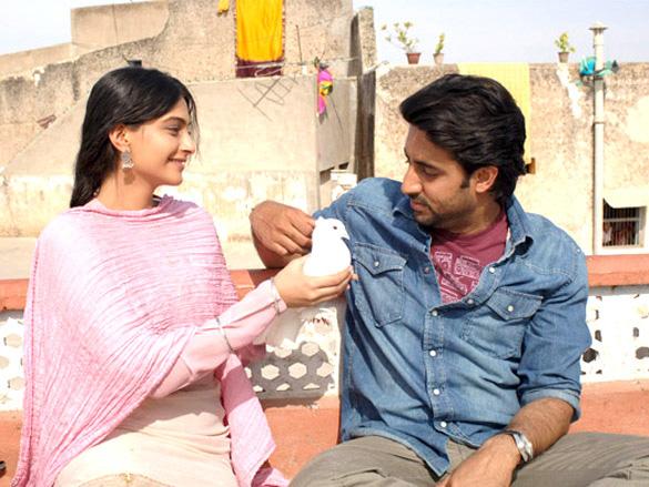 Sonam Kapoor And Abhishek Bachchan Movies Abhishek Bachchan Sonam