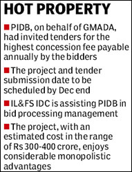 Top hotels vie for Rs 400-cr Mohali project