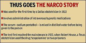 The Term Narco Ysis Was Coined By Horseley But The Narco Ysis First Reached The Mainstream In  When Robert House A Texas Obstetrician Used