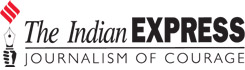 Indian Express logo